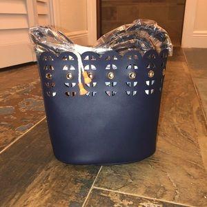 Stella Dot bucket purse
